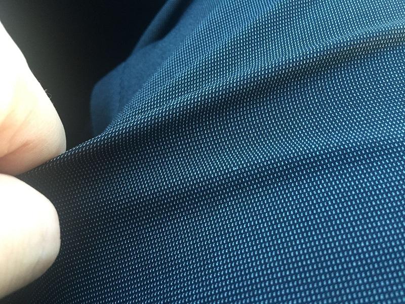 polyester la gi